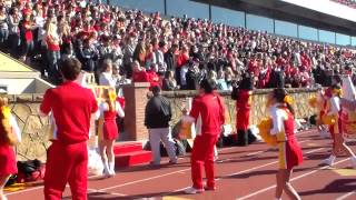 Pitt State Cheer Competition Video - 2014