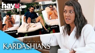 Kris On Kourtney Going On Holiday With Sofia & Scott | Season 16 | Keeping Up With The Kardashians