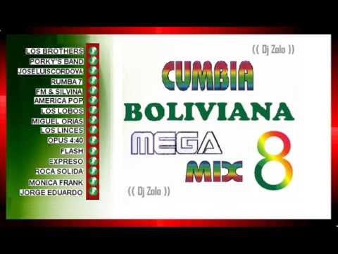 CUMBIA BOLIVIANA MEGAMIX 8 (Dj Zolo)