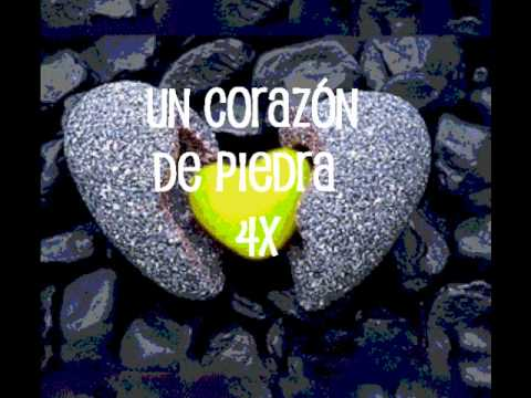 Corazon de piedra- Annette Moreno con letra