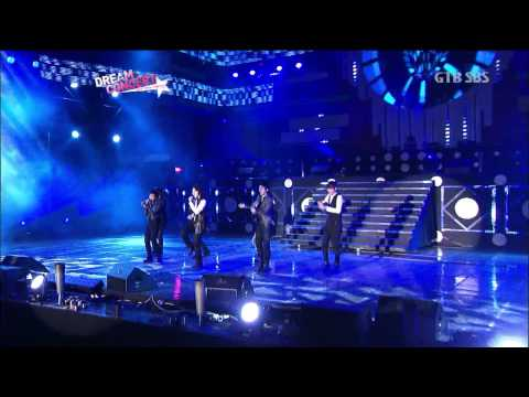 [HQ] 20091011 Dream Concert Super Junior M - Super Girl