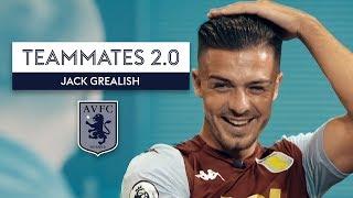 Who is the most vain player at Aston Villa? | Jack Grealish | Teammates 2.0