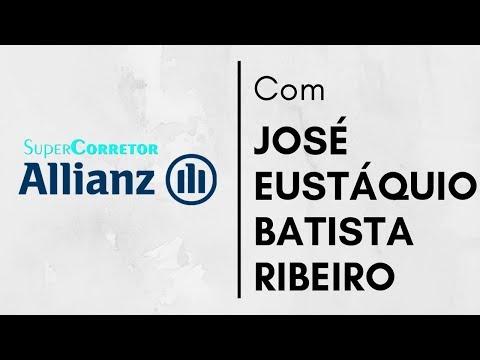 Imagem post: Super Corretor Allianz – José Eustáquio Batista Ribeiro