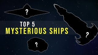 5 Mysterious and Unexplained Ships   Star Wars Legends Top 5