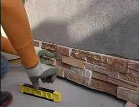 East West Stone Installation Video Pt 2 Veneer Panels