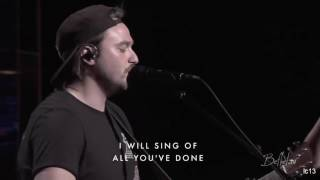 Faithful To The End (w Spontaneous Worship) // Hunter Thompson, Bethel Music