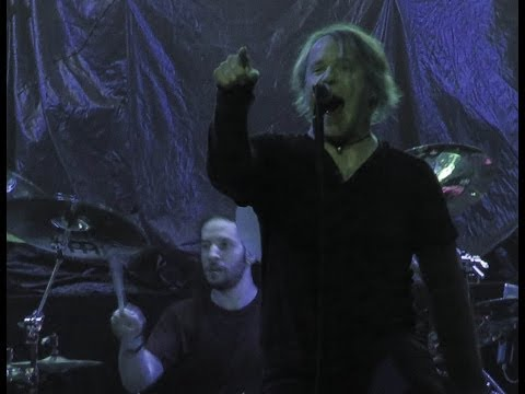 FEAR FACTORY - Damaged LIVE @ The Myrtle Beach House of Blues 12/7/2013
