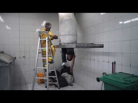 High-Rise Garbage Chutes Maintenance | call 0418 795 172