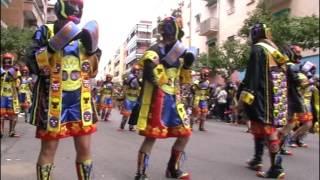 La Kochera, desfile de 2017