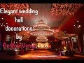 wedding decoration done by get your venue