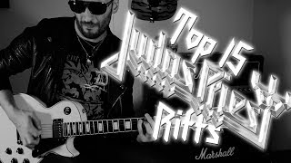 TOP 15 Judas Priest riffs