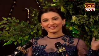 Gauhar Khan on Red Carpet | PTC Punjabi Music Awards 2018 | Live Updates