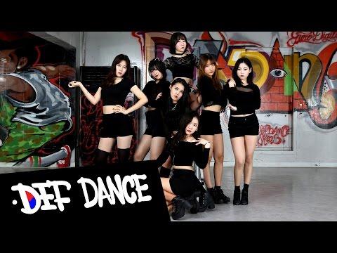 [댄스학원 No.1] AOA (에이오에이) - LIKE A CAT (사뿐사뿐) KPOP DANCE COVER / 데프수강생 월말평가 방송댄스 안무 가수오디션 정보 defdance