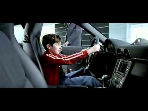 Porsche commercial ( dare to dream )