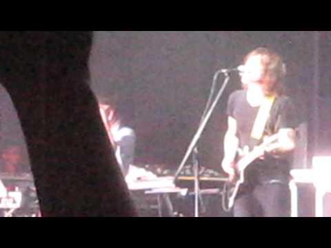 Психея - Бумажная Нить. Live @ ГлавClub.8.10.2010.