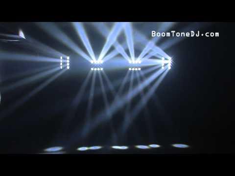 Vidéo LudiBeam RGBW - BoomToneDJ