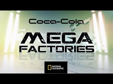 Megatovárne - Coca Cola