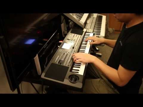 First Love Cover Lynx Choi with Korg Micro Arranger
