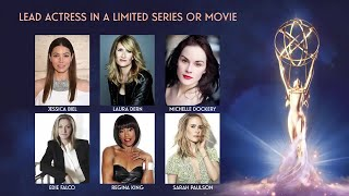 70th Emmy Nominations: Lead Actress in a Limited Series or Movie