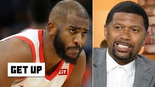 Chris Paul in a Thunder jersey is a 'disaster scenario' for OKC – Jalen Rose | Get Up