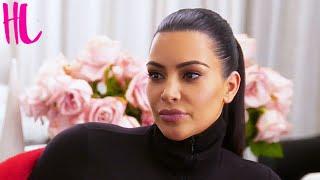 Kim Kardashian Plots Kanye's Revenge On Taylor Swift - KUWTK