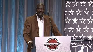Michael Jordan Closing Remarks (2019 Legends Brunch)