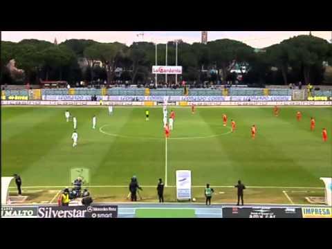 Grosseto-Sassuolo 1-0
