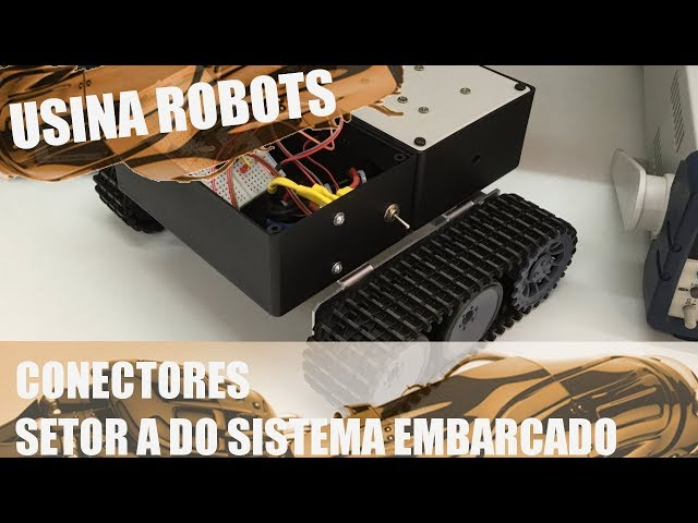 CONECTORES DO SETOR A | Usina Robots US-2 #041
