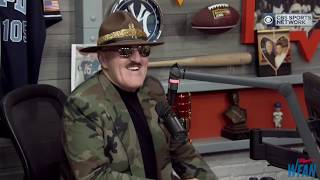 Sgt. Slaughter Reveals The One WWE Angle He Refused Ahead Of WrestleMania 7 Match With Hulk Hogan