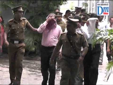 Three Customs officers remanded over Rs. 125 mn bribe