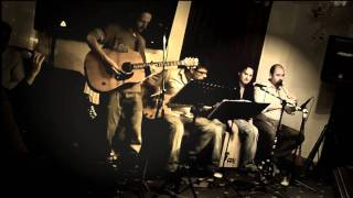 10 Paint It Black - A Winters Evening with Acorn Roots