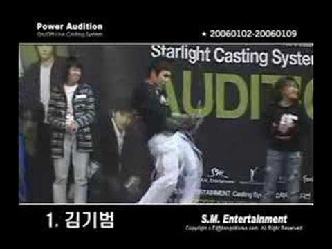 Key (Shinee) - SM Audition