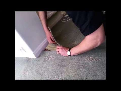 How to repair a carpet split with The Koolglide System | Art of Clean