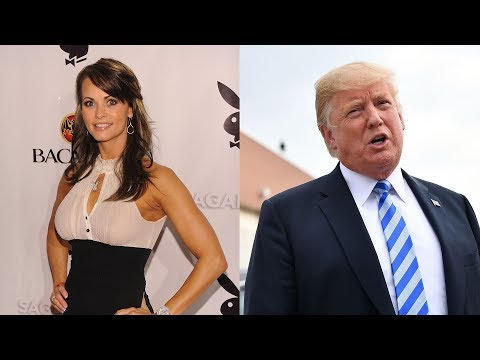 Donald Trump's 'affair' with Karen McDougal