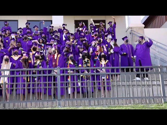 美高中畢業生 經歷川普、新冠、種族暴力