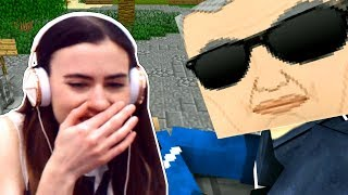 TRY NOT TO LAUGH CHALLENGE! FUNNY MINECRAFT VIDEOS COMPILATION!