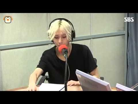 [SBS]정선희의 오늘같은 밤,태민,연애 스타일은