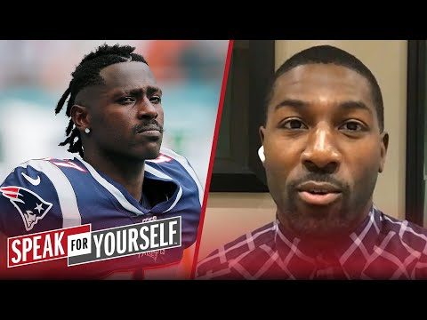 Greg Jennings explains why the Seahawks should sign Antonio Brown | NFL | SPEAK FOR YOURSELF