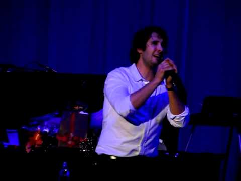 Josh Groban - Un alma más (Live in Moscow)