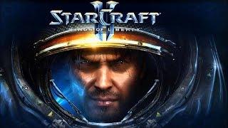 (#4) Starcraft 2. Кампания терранов