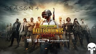 PUBG MOBILE LIVE (HINDI) SEASON 4