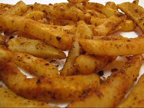 The Best Homemade French Fries - Crispy. Musica Movil | MusicaMoviles ...