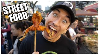 Eating STRANGELY DELICIOUS Malaysian Street Food in Kuala Lumpur, Malaysia