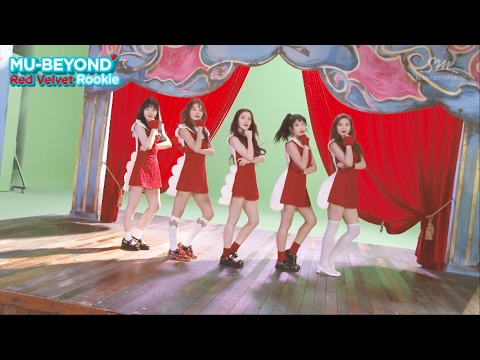 [MU-BEYOND] Red Velvet 레드벨벳 'Rookie' 2nd