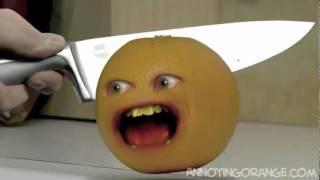 The Annoying Orange Dies!
