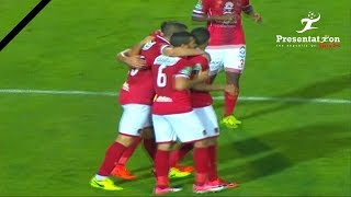 أهداف مباراة الاهلي 2 - 0 الداخلية | الجولة الـ 10 الدوري المصري     -