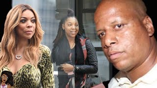 Mistress Of Wendy Williams Husband Spotted Still Wearing Engagement Ring
