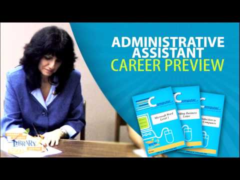 Administrative Assistant Career Preview