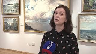 В Центре «Эрмитаж-Сибирь» открылась выставка, посвященная Кондратию Белову