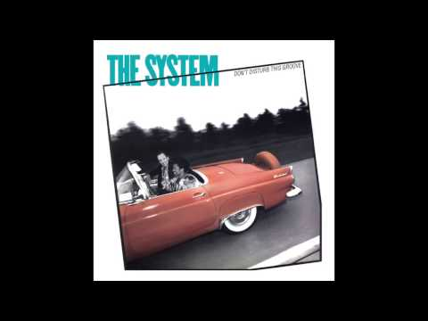 The System - Don't Disturb This Groove